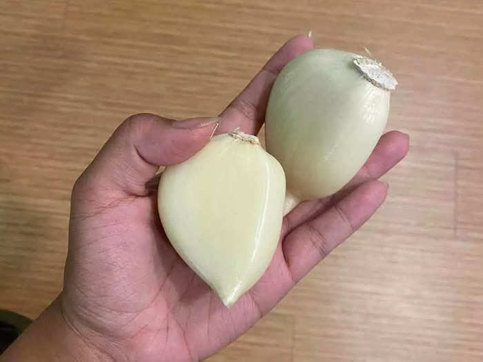 how to do garlic farming business, which can give you up to rs. 10 lakh profit in one hectare only