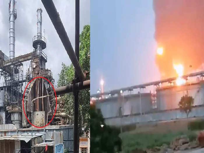 Fact Check of barauni refinery basel