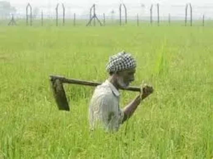 सरकार पूरे देश में खेती की जमीन का डिजिटलीकरण कर रही है।