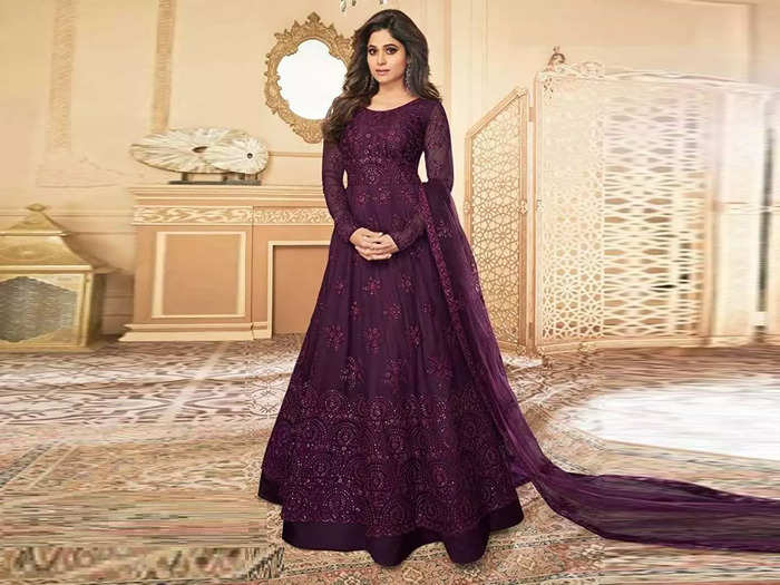 किसी भी फंक्शन या त्योहार पर पहनें ये Anarkali Suit, मिलेगा शानदार लुक