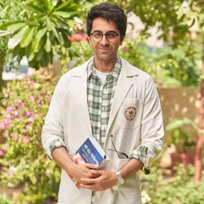 Ayushmann Khurrana in Doctor Ji