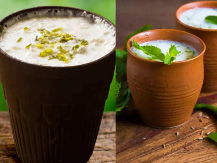 buttermilk vs lassi which is better for weight loss or belly fat know health benefits of both drink