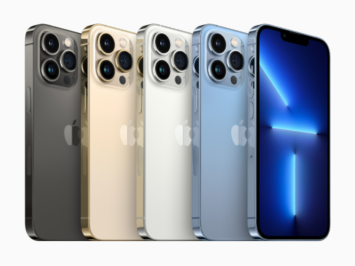 New iPhone 13 Models Pre-Orders Live Today
