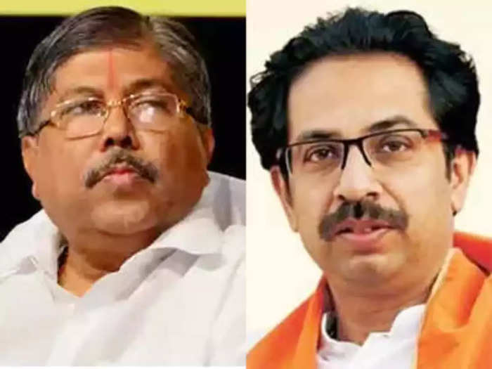 I have heard that Chandrakant Patil will join one of our three parties, said CM Uddhav Thackeray