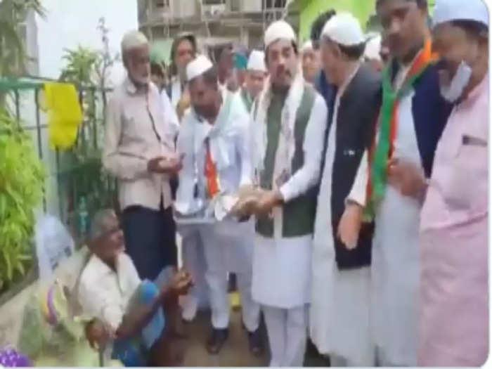 shahnawaz hussain Viral video