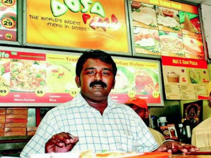 success story of prem ganapathy, owner of dosa plaza, prem ganapathy from rs 150 per month to a crorepati dosa chain owner