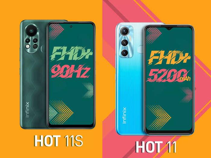Infinix Hot 11