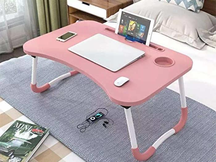 स्टडी और ऑफिस वर्क के लिए बेस्ट रहेंगे ये Laptop Table, सुधर सकता है सिटींग पोस्चर