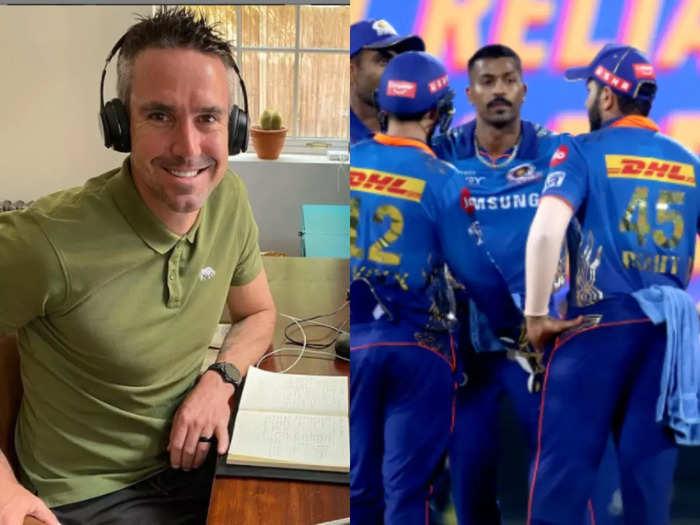 केविन पीटरसन और मुंबई इंडियंस