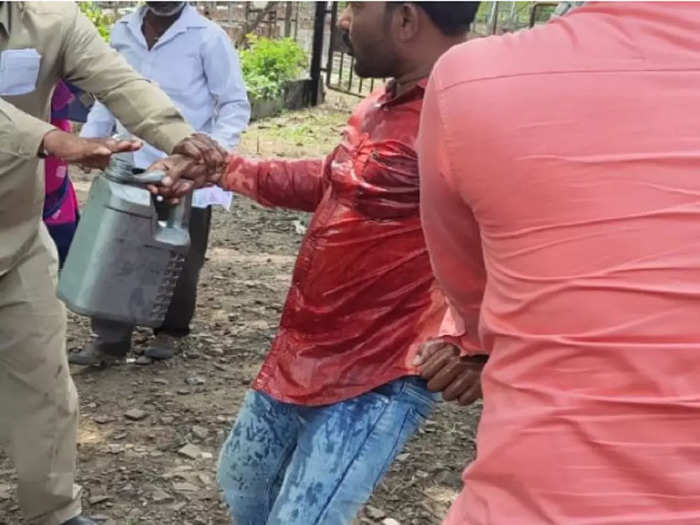kolhapur suicide attempt