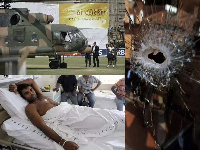 terror attack in cricket