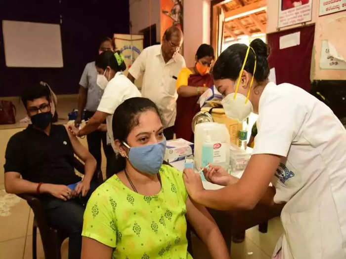 record vaccinations in india read which countries have given most jabs