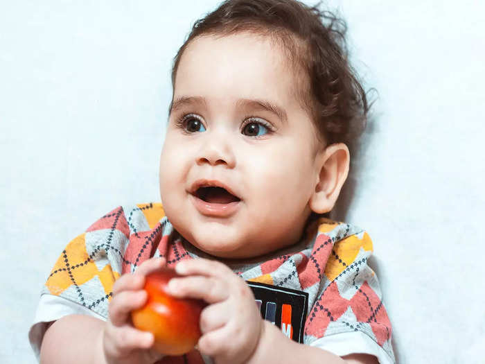 14 months baby food chart indian