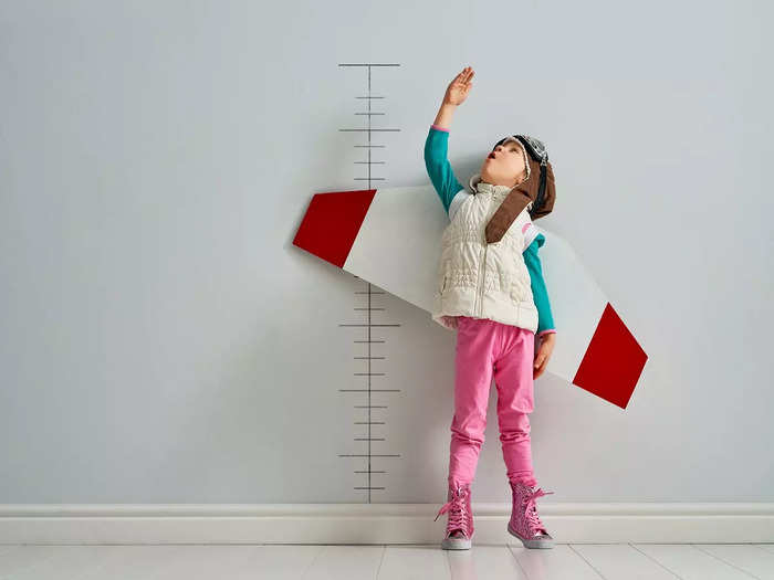 exercises to increase height of child