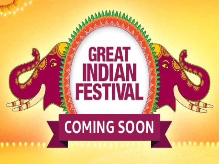 Amazon Great Indian Festival 2021 Sale