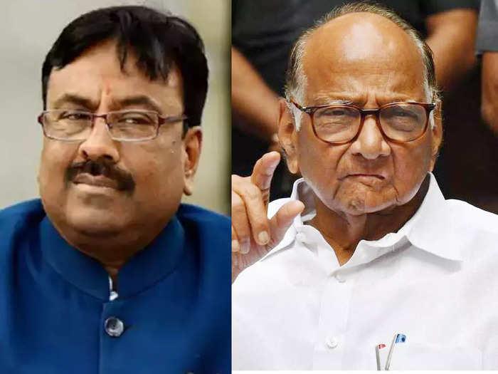 bjp leader sudhir mungantiwar criticizes sharad pawar over statement by cm uddhav thackeray