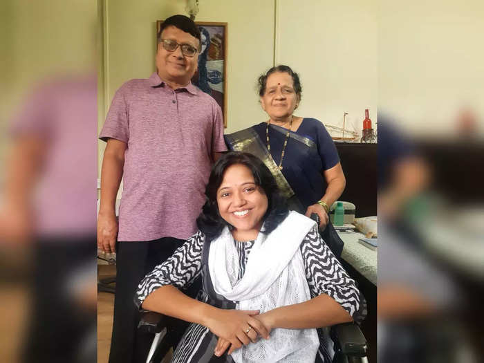 Sonali Nawangul is a promising face in the literary world of Kolhapur