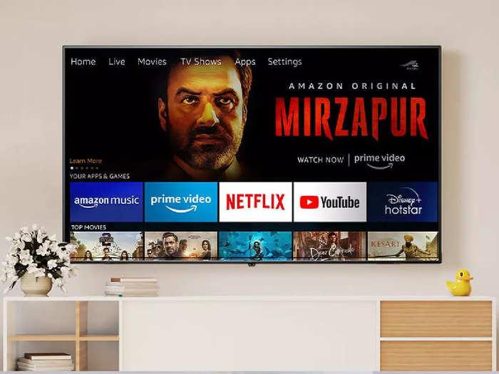 इन 55 इंच तक की स्क्रीन और 4K UHD पिक्चर क्वाालिटी वाले बेस्ट Smart TV पर करें 22,000 रुपए तक की बचत