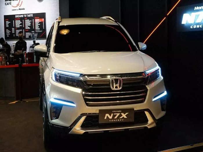 Honda New SUV Honda N7X Launch Price Features 2