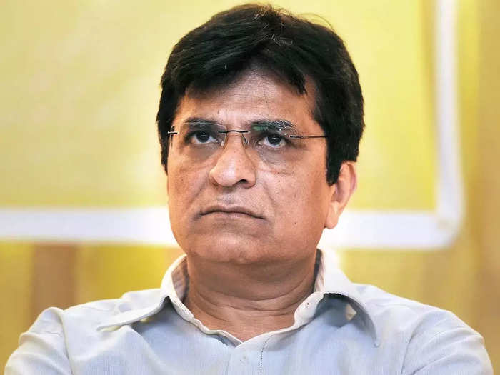 Kirit Somaiya is likely to be detained at the Kolhapur district border