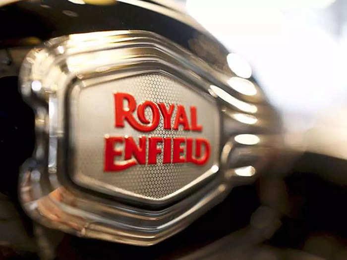 रॉयल एनफील्ड Eicher Motors की एक डिविजन है।