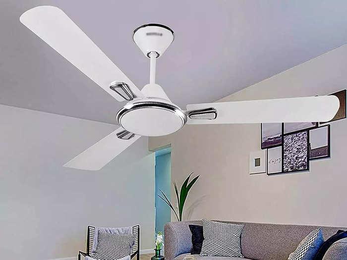 हाई एयर डिलीवरी के साथ ही स्मार्ट कंट्रोल का अनुभव देंगे ये रिमोट से चलने वाले सस्ते Ceiling Fan