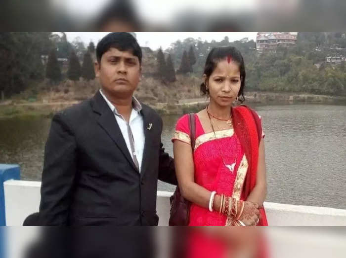 a muzaffarpur woman allegedly killed her husband with her lovers help and poured chemicals on body