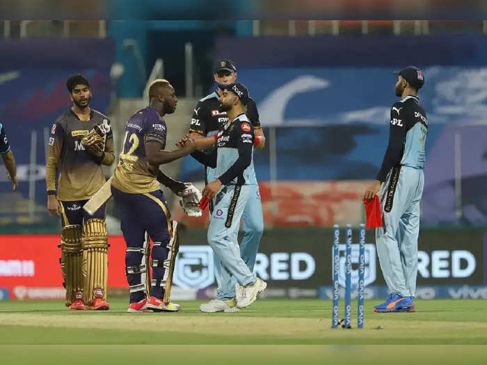 KKR vs RCB Match 31 IPL 2021
