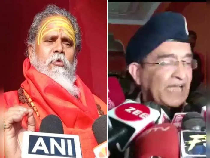 anand giri arrested for abetting akhara parishad chiefs suicide