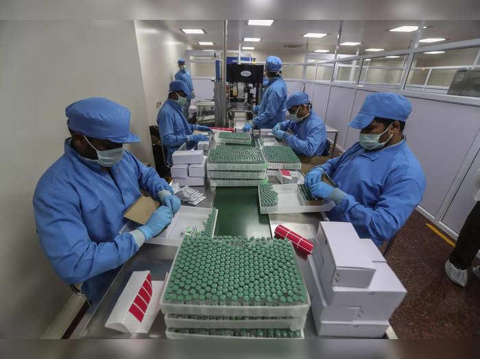 Virus Outbreak India Vaccines