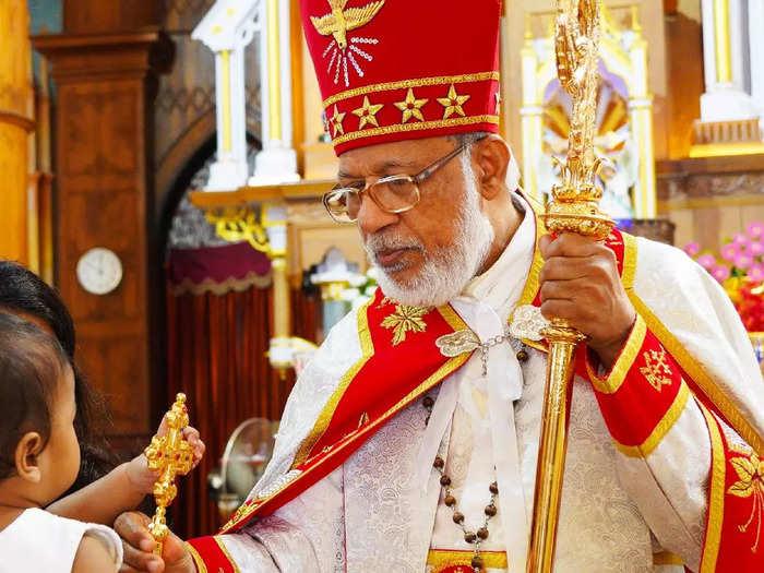 കർദിനാൾ മാർ ജോർജ് ആലഞ്ചേരി. Photo: Wikipedia