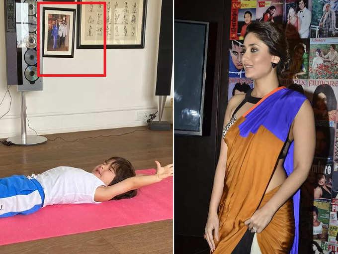 तैमूर की इस तस्वीर में नजर आई मां करीना कपूर के उस लुक की झलक, जिसने न्यू ईयर पर इंटरनेट पर मचा दी थी सनसनी