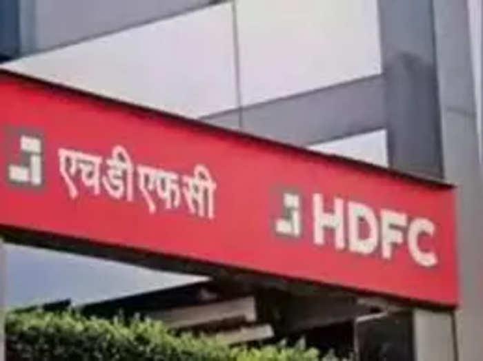 HDFC देश की सबसे बड़ी हाउसिंग फाइनेंस कंपनी है।