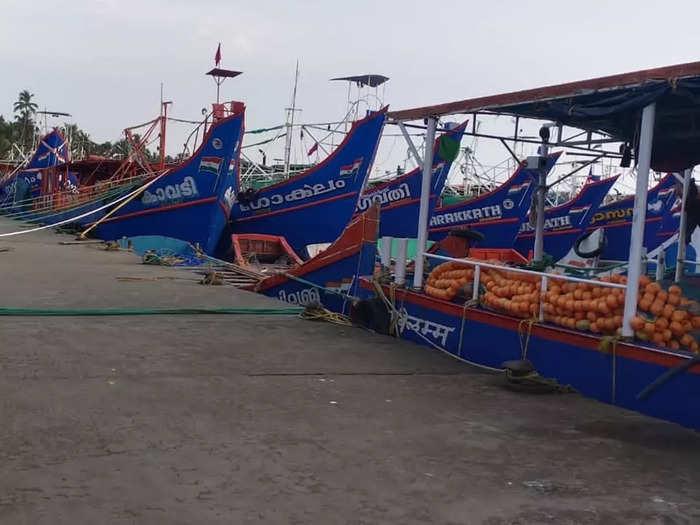 Chettuva Harbour Strike