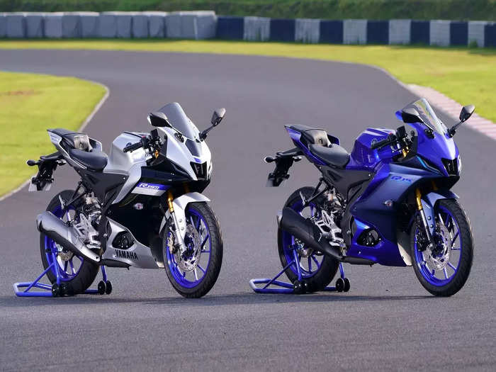 Yamaha R15 V4 R15M Aerox 155 RayZR 125 Launch