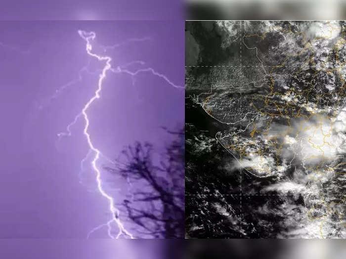 છોટા ઉદેપુર અને પંચમહાલમાં તૂટી પડ્યો વરસાદ, જાંબુઘોડામાં સૌથી વધારે 6 ઈંચ ખાબક્યો
