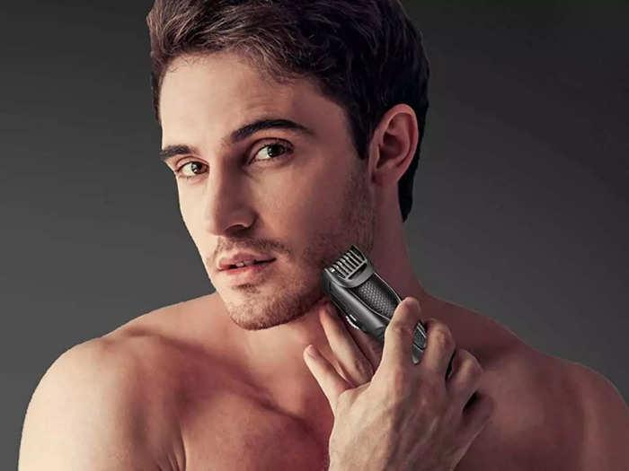 दाढ़ी को देना चाहते हैं अट्रैक्टिव लुक, तो आज ही ट्राय करें ये बेस्ट Beard Trimmer
