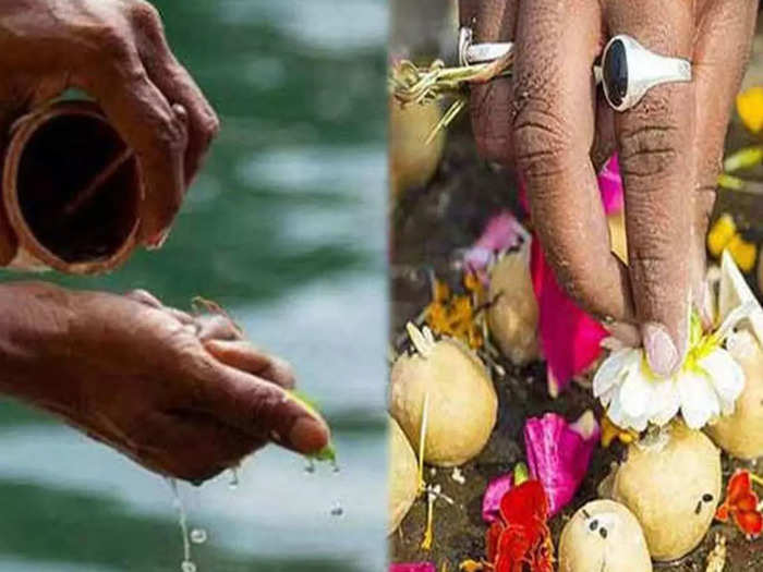 pitru paksha 2021 in marathi know about ancient traditions and why does the pitru paksha come in bhadrapada