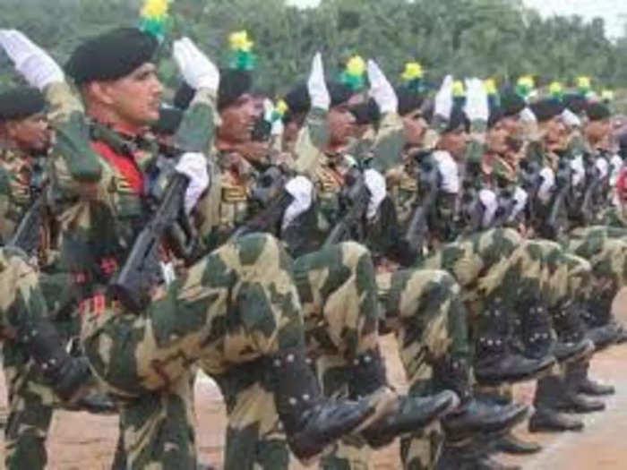 BSF GD Constable