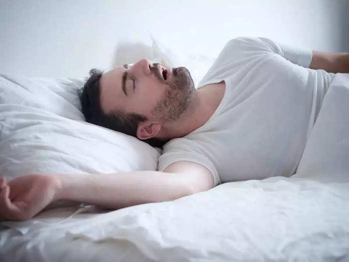 Sleeping TOI