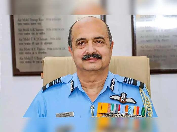 air marshal v r chaudhari to be new chief of indian air force