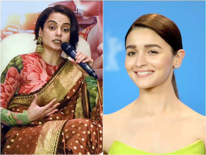 Kangana Ranaut tears into Alia Bhatts recent bridal ad for Mohey, asks brands to stop manipulating naive customers