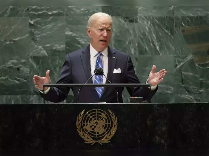 us is not seeking a new cold war with china says president joe biden