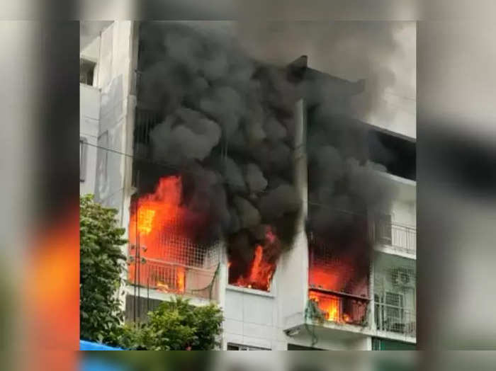 Bengaluru apartment fire
