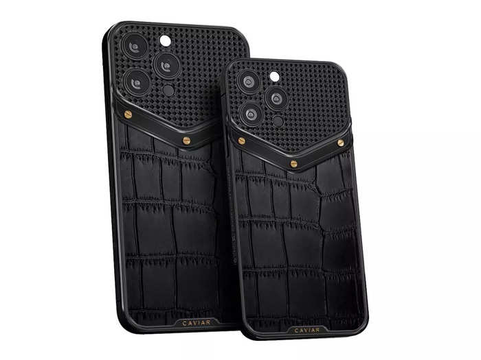 cavier launched 5 rolex inspried iphone 13 pro and iphone 13 pro max
