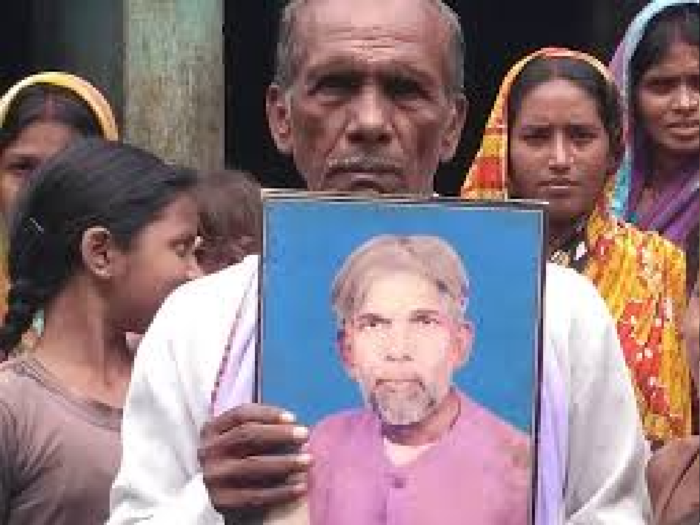 bhola paswan shastri