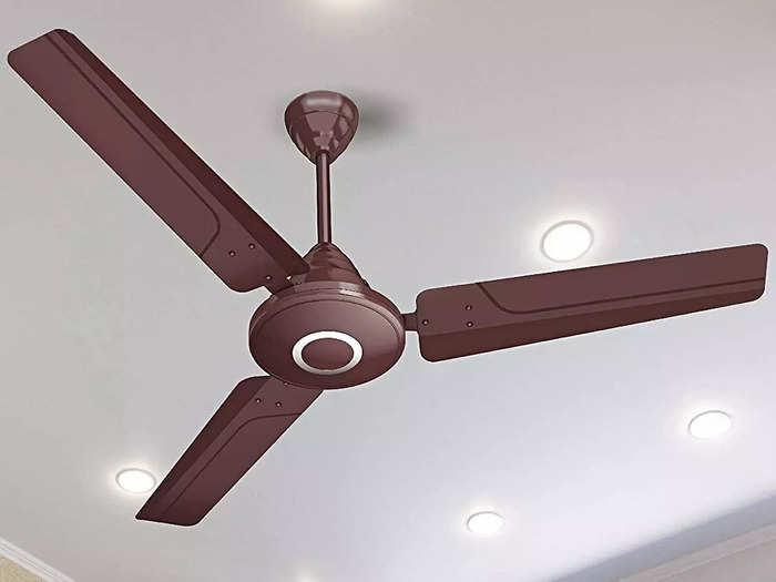 2 हजार रुपए से भी कम कीमत में आपके कमरे को सुपर कूल रखते हैं डेकोरेटिव Ceiling Fan