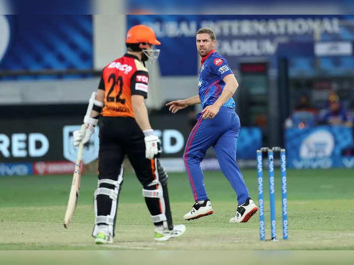 DC vs SRH IPL 2021 Match 33