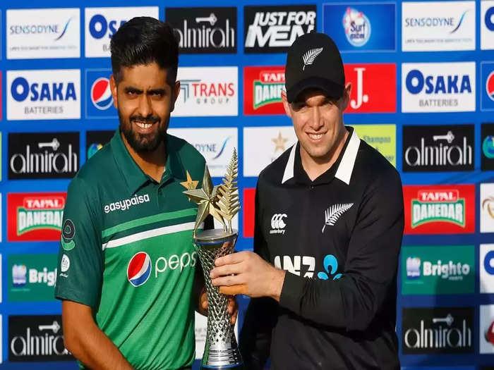 पाकिस्तान विरुद्ध न्यूझीलंड