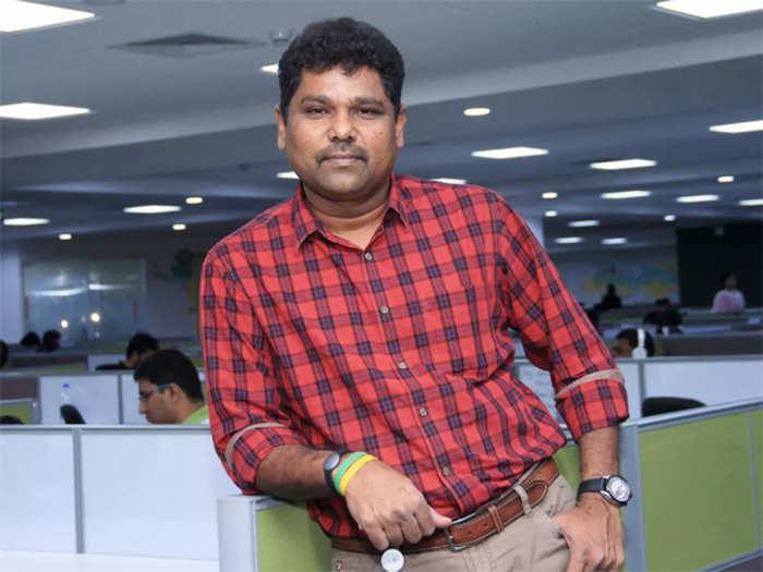 who is girish mathrubhootam whose company made 500 employees crorepati